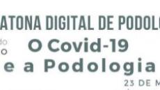 Maratona Digital  - COVID19 e a Podologia