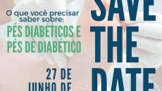 Maratona Digital - Pés Diabéticos e Pés do Diabético